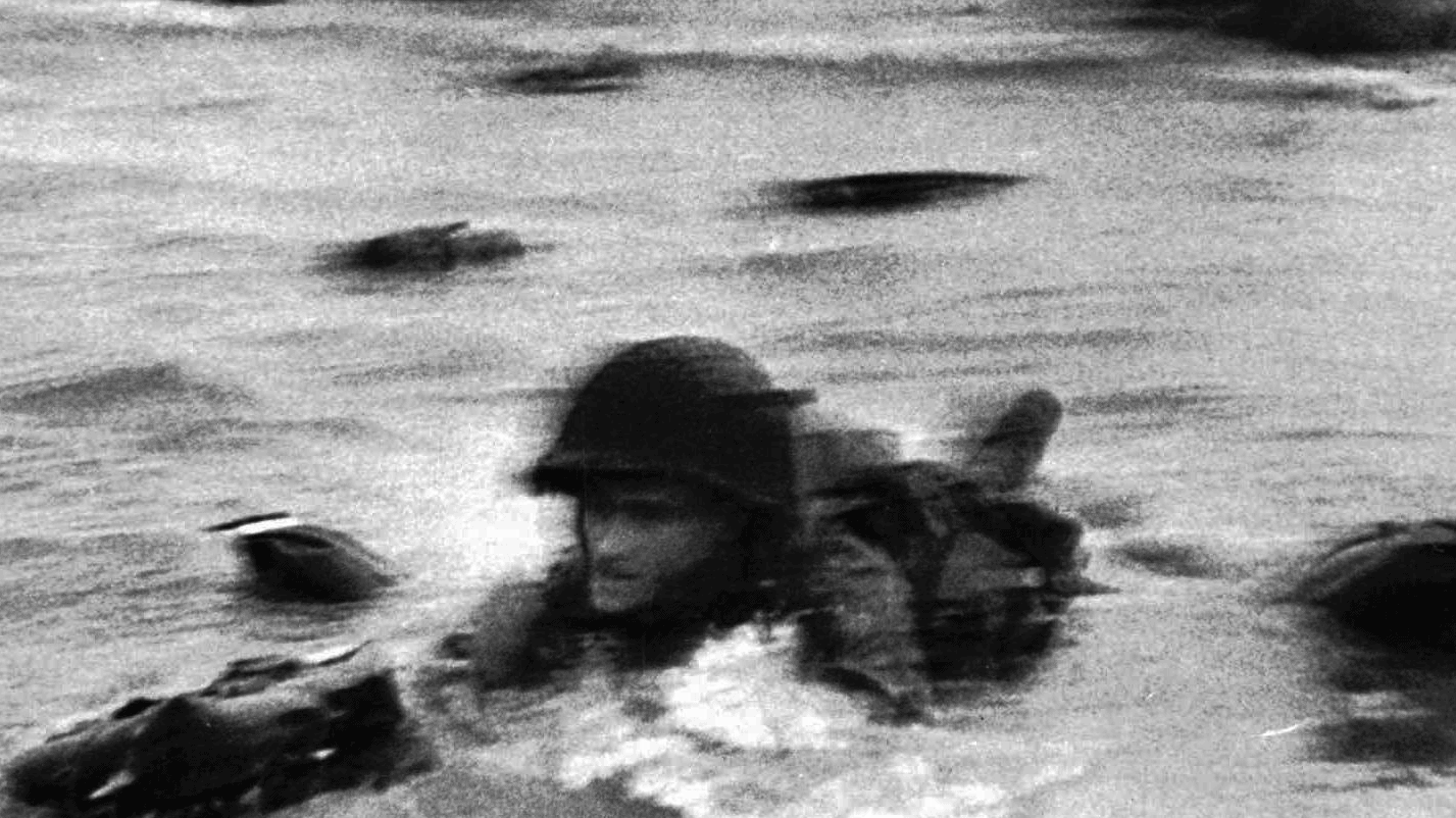 Summer, 1942 - Slightly Out of Focus