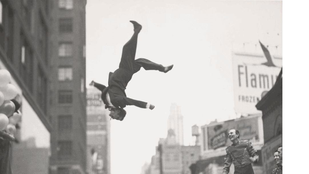An Interview with Garry Winogrand