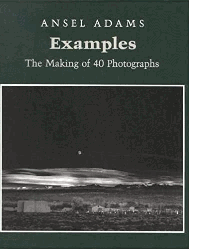 Examples : The Making of 40 Photographs