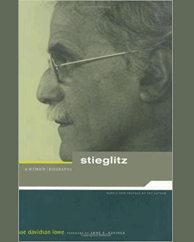 Stieglitz: A Memoir/Biography